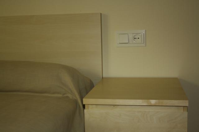 Detalle habitación